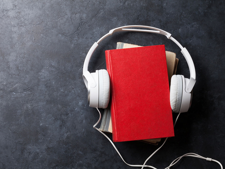 Why you should turn your book into a podcast